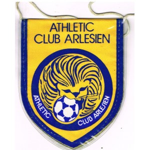 FANION FOOTBALL ATHLETIC CLUB ARLESIEN
