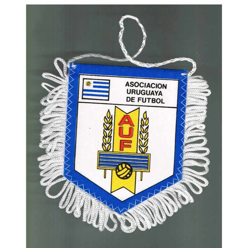 FANION ASOCIACION URUGUAYA DE FUTBOL