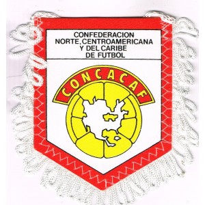 FANION CONFEDERACION NORTE CENTROAMERICANA Y DEL CARIBE DE FUTBOL