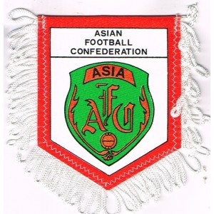 FANION ASIAN FOOTBALL CONFEDERATION