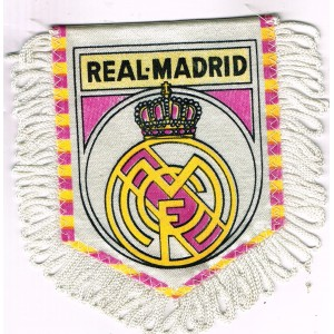 FANION  REAL MADRID - REAL MADRID CLUB DE FUTBOL