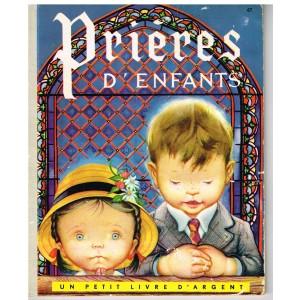 LIVRE - PRIERES D'ENFANTS
