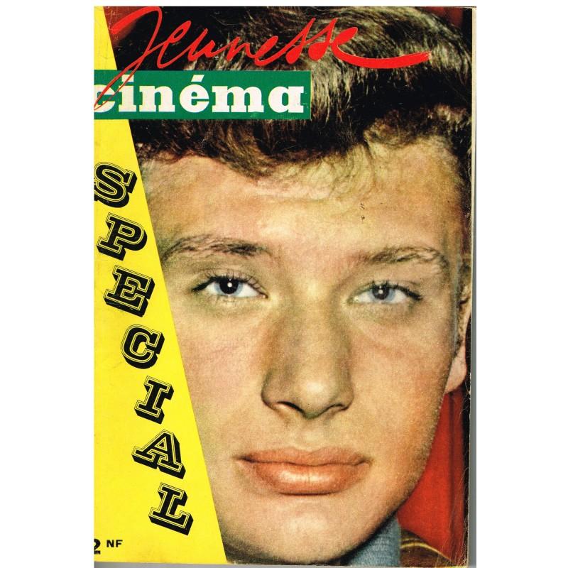 JEUNESSE CINEMA SPECIAL - JOHNNY HALLYDAY