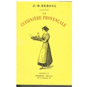 LIVRE - LA CUISINIERE PROVENCALE par J.-B. REBOUL
