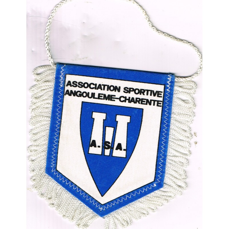 FANION FOOTBALL ASSOCIATION SPORTIVE ANGOUEME-CHARENTE