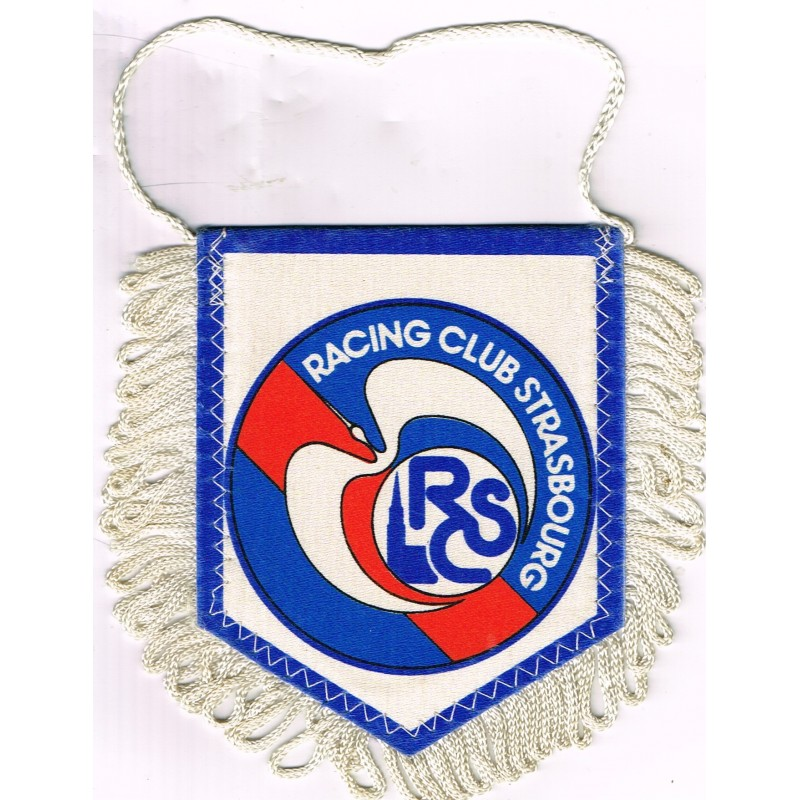 FANION FOOTBALL RACING CLUB STRASBOURG