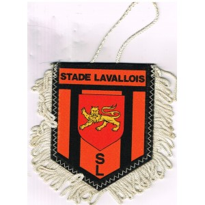FANION FOOTBALL STADE LAVALLOIS