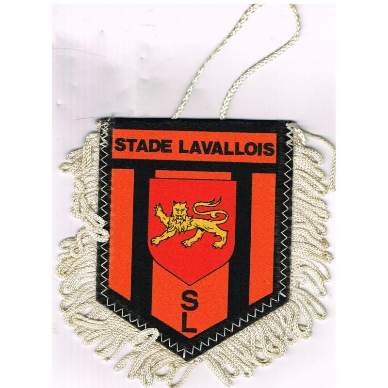 FANION FOOTBALL STADE LAVALLOIS