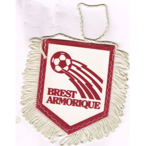 FANION FOOTBALL BREST ARMORIQUE