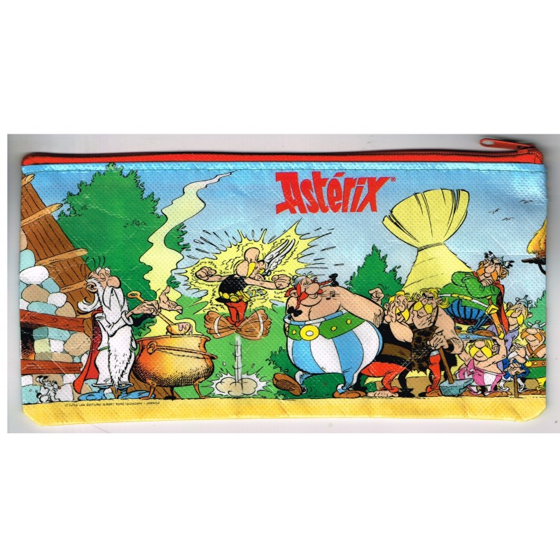 TROUSSE  ASTERIX