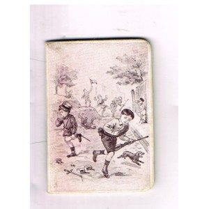 CALENDRIER PETIT ALMANACH POUR 1917