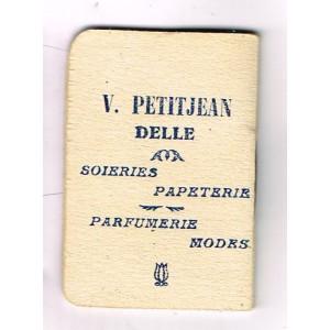 CALENDRIER PETIT ALMANACH POUR 1921.