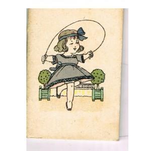 CALENDRIER PETIT CALENDRIER POUR 1924