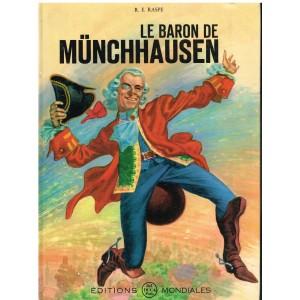 LIVRE : LE BARON DE MÜNCHHAUSEN