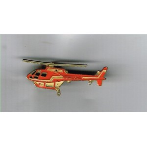 PIN'S HELICOPTERE SECURITE CIVILE