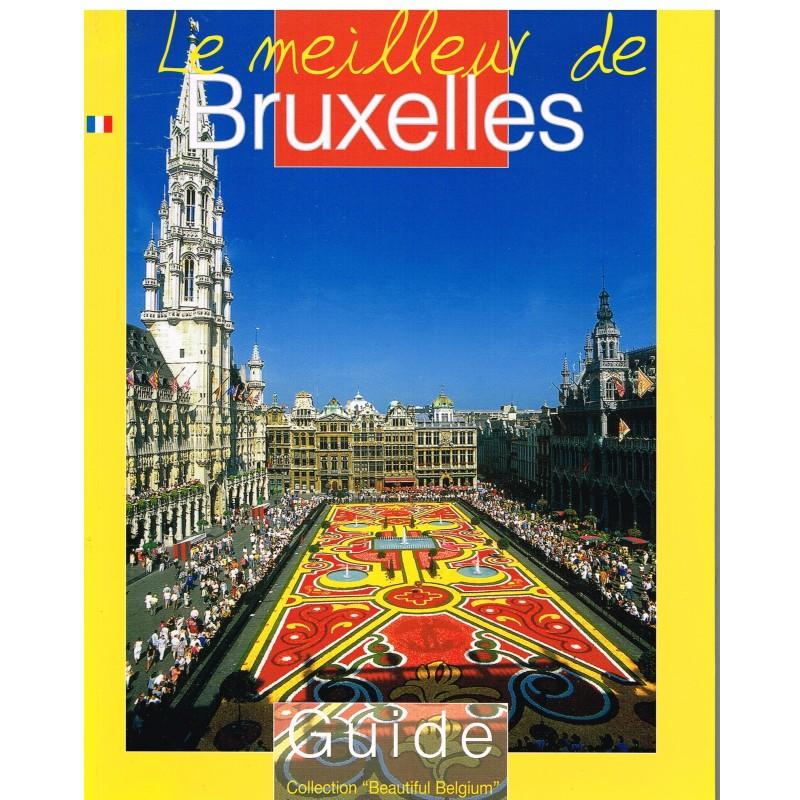 LIVRE - LE MEILLEUR DE BRUXELLES