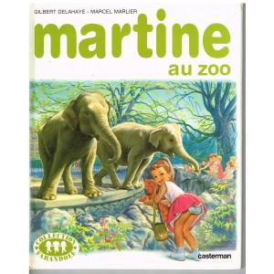 LIVRE : MARTINE AU ZOO