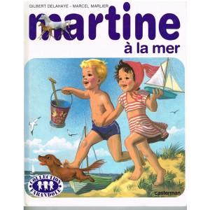 LIVRE : MARTINE A LA MER