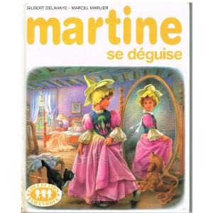 LIVRE : MARTINE SE DEGUISE