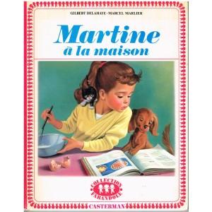 LIVRE : MARTINE A LA MAISON
