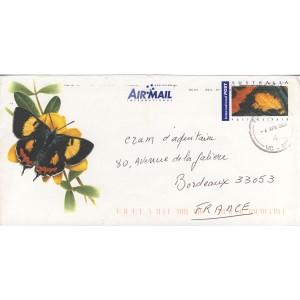 papillon-sur-entier-postal-d-australie