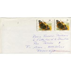 papillon-vanessa-atalanta-sur-lettre-de-belgique
