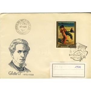 oglatz-timbre-et-obliteration-1er-jour-de-hongrie