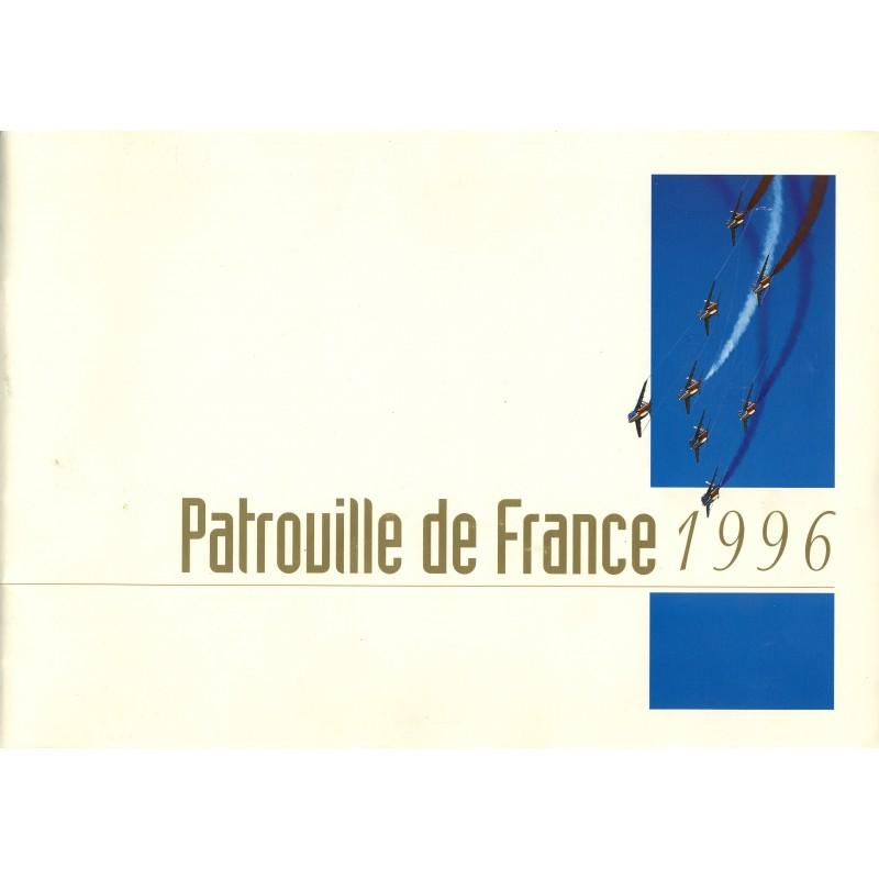 brochure-de-la-patrouille-de-france-1996