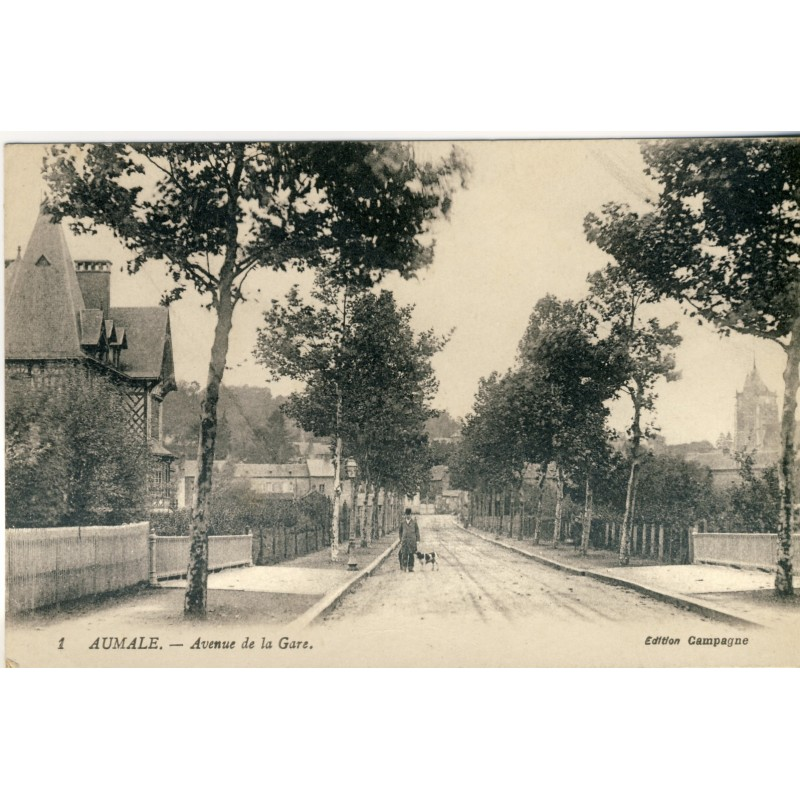 cp76-aumale-avenue-de-la-gare