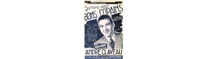 CLAVEAU André
