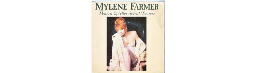 DISQUES 45 TOURS FARMER  MYLENE