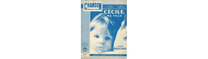 NOUGARO Claude