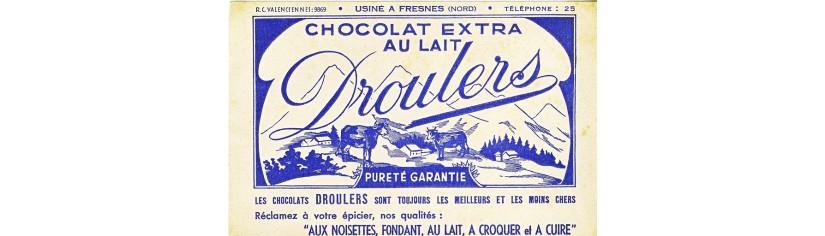 BUVARDS CHOCOLAT AUTRES MARQUES